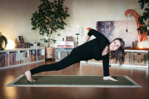 Yoga gegen Kopf-Kino