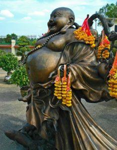 Hara Buddha Bauch